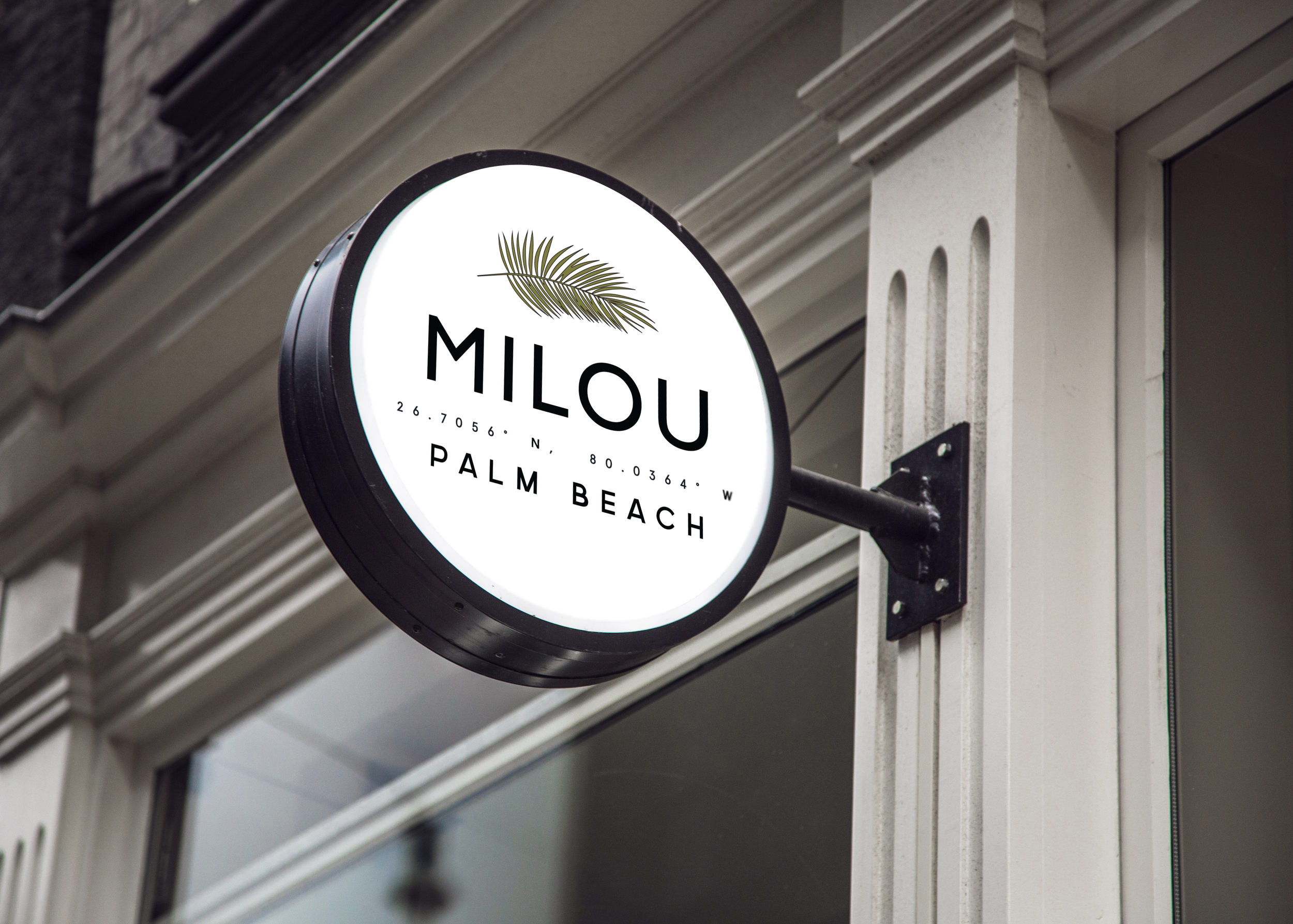 milou palm beach, modern clothing boutique located in palm beach, florida, 2016