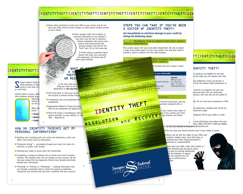 "Informational Brochure, 8.5"" x 11"" bifold"