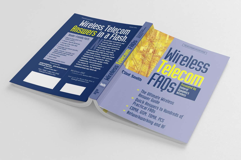 """""""Wireless Telecom FAQs"""" Book Cover"""