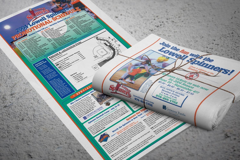Promotional Newspaper Wrap