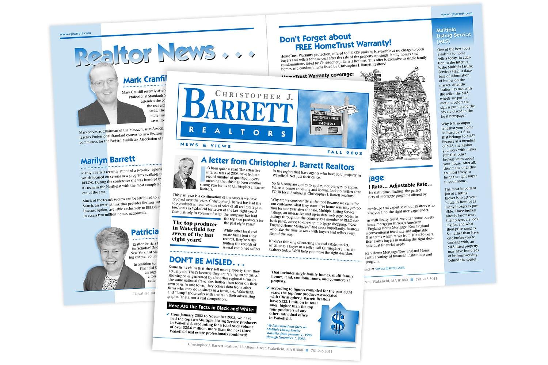 """Newsletter, 8.5"""" x 17"""" bifold"""