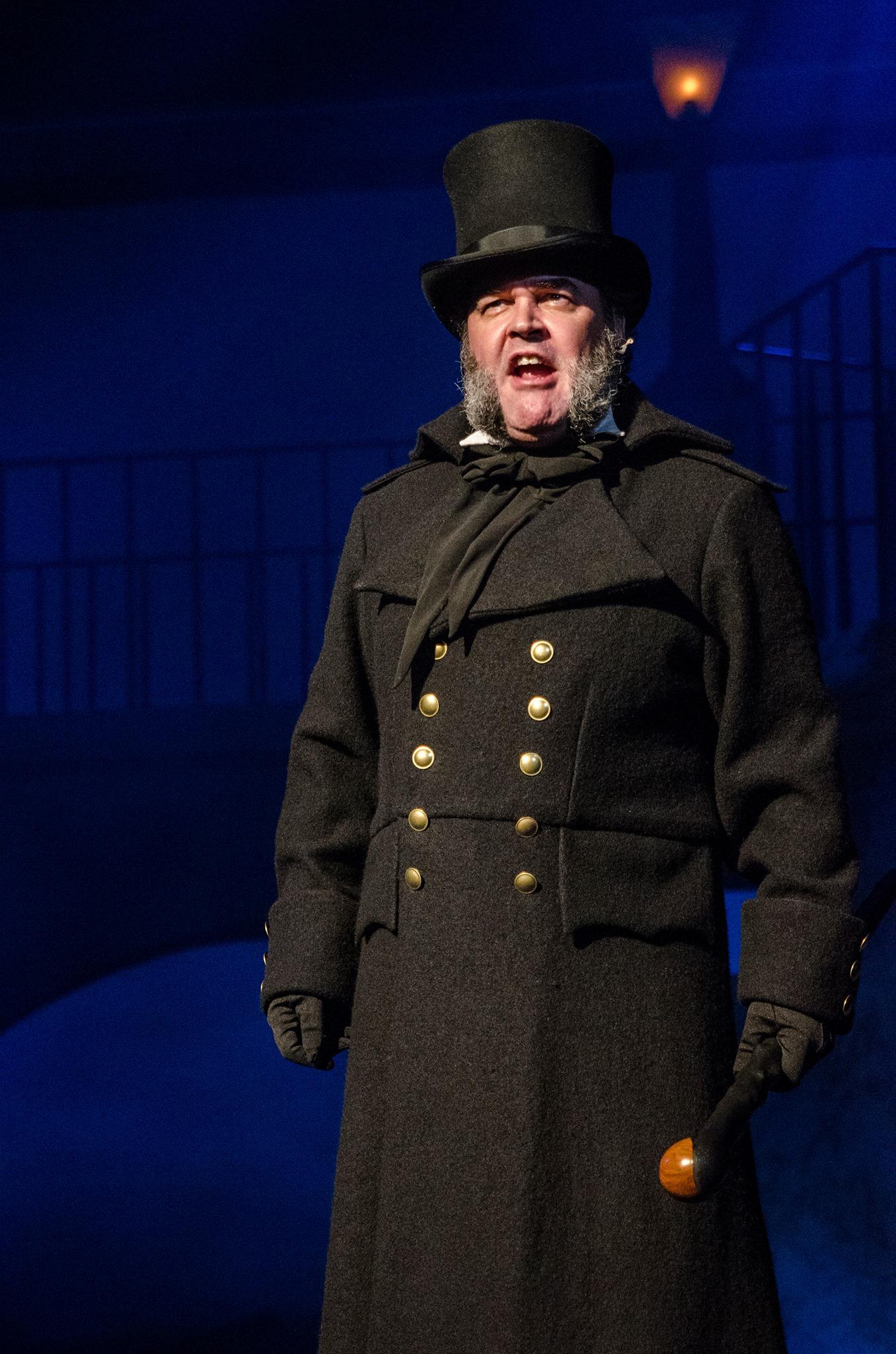 Javert - Les Miserables