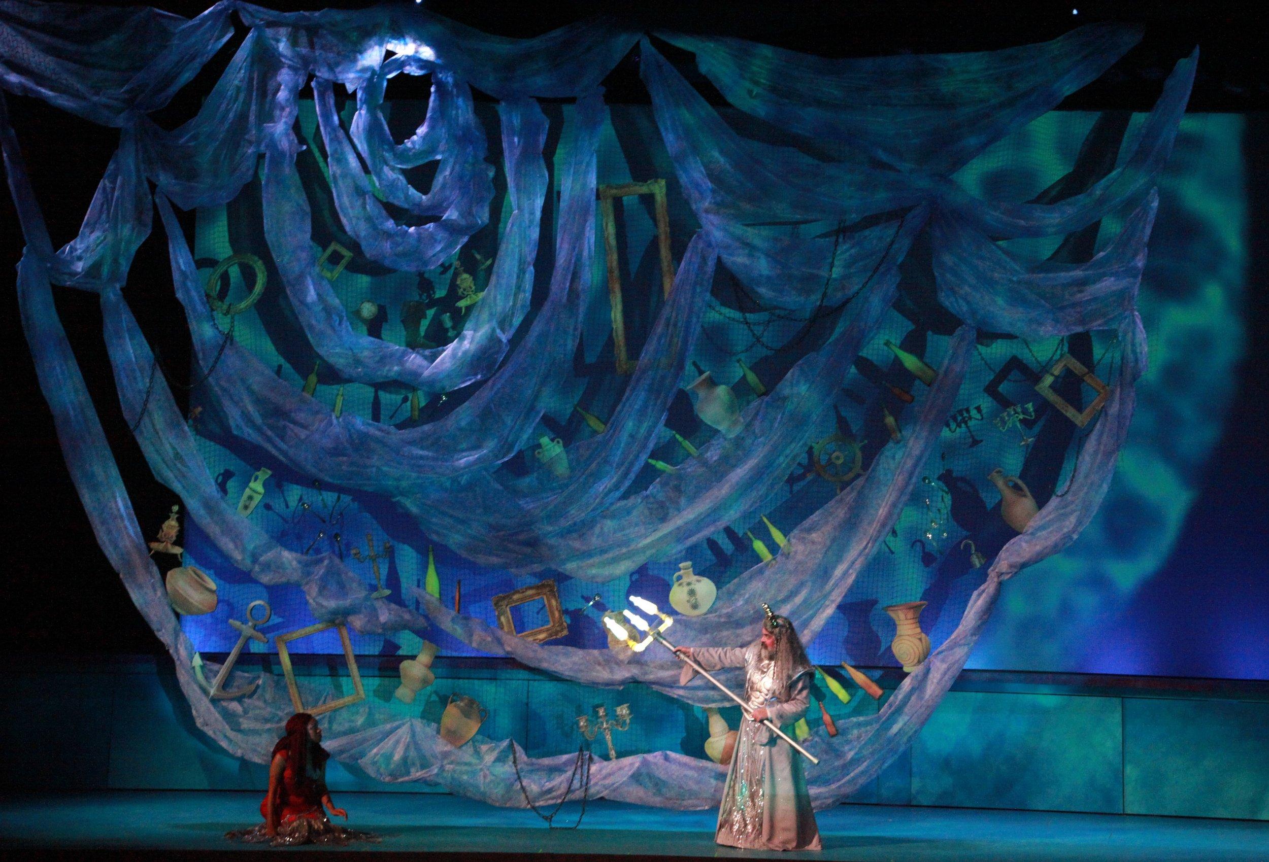 King Triton - The Little Mermaid