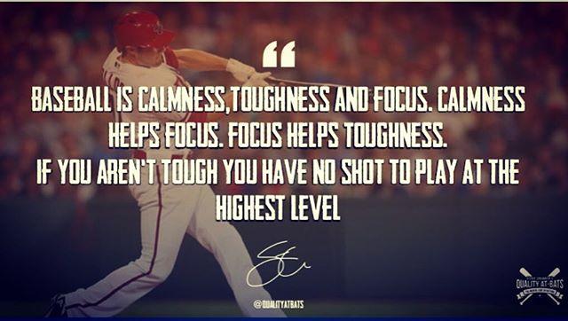 Thank you @qualityatbats for the wisdom! #baseballlife #beready