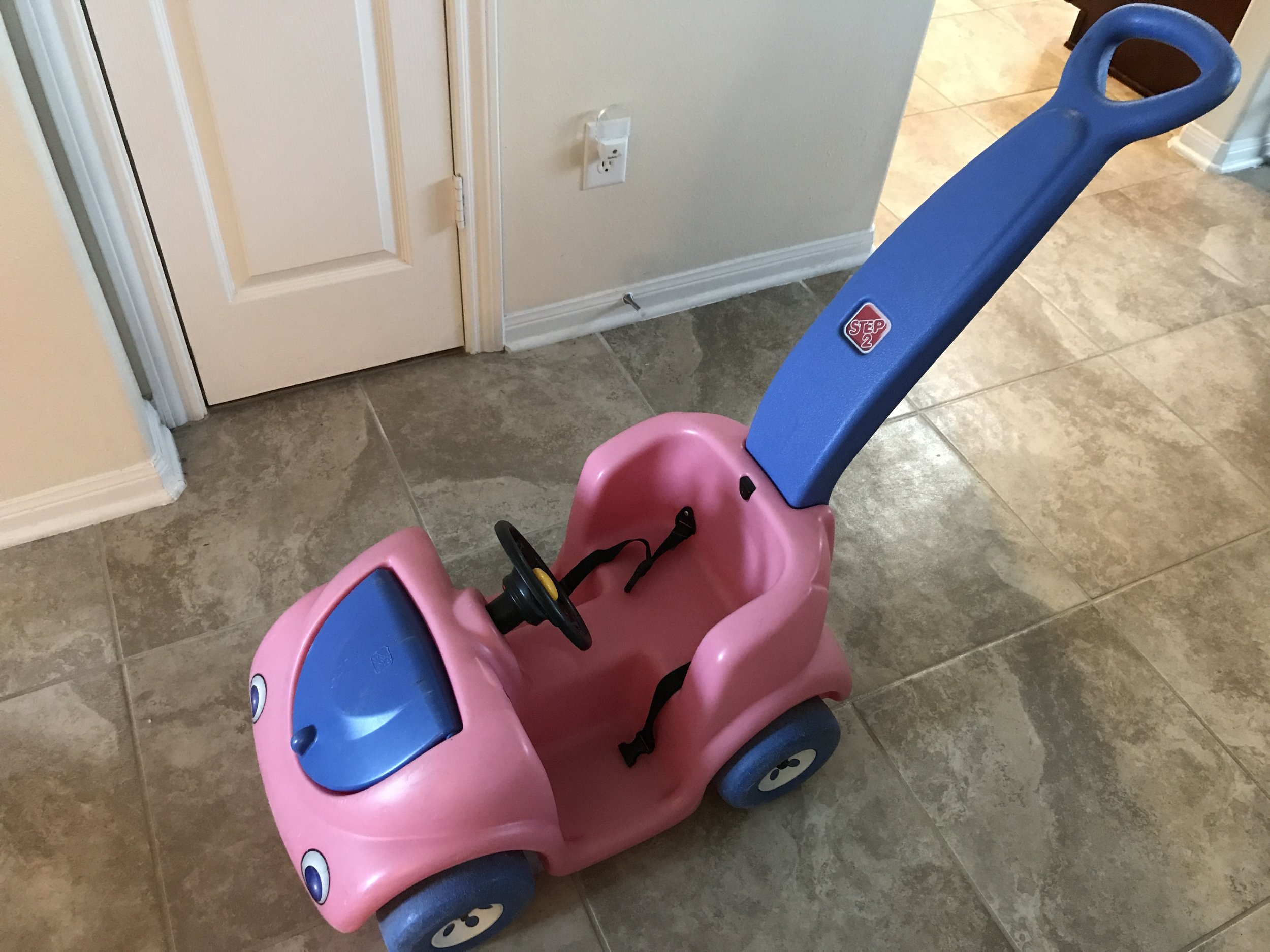 We had been talking about getting this for our daughter. Found it on a classifieds site for $20 used!