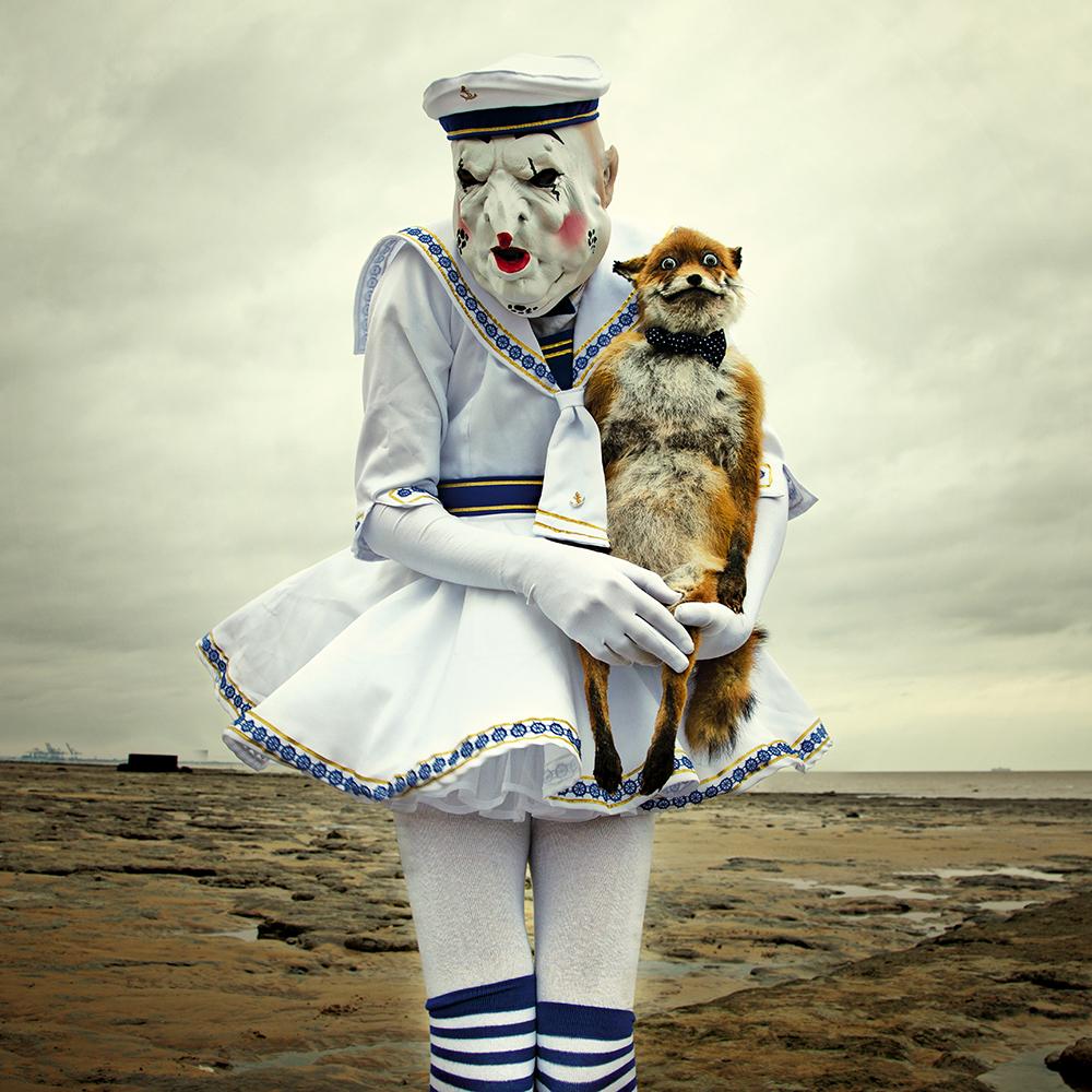©MothmeisterMorse13 (stoned fox by Adele Morse)