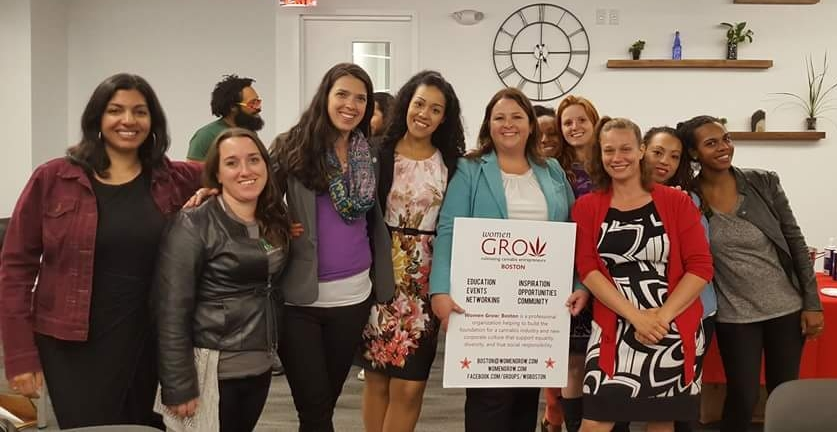 Women Grown: Boston, June event, 2016