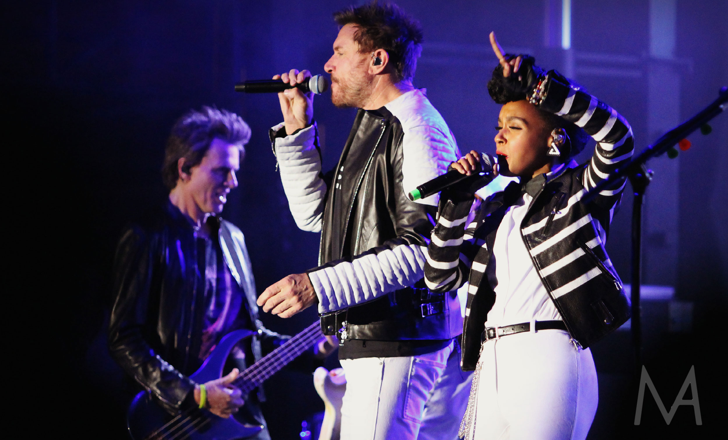 Duran Duran and Janelle Monae