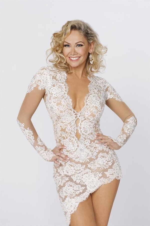 3 Time Mirror Ball Winner, Dancing with the Stars, Kym Johnson