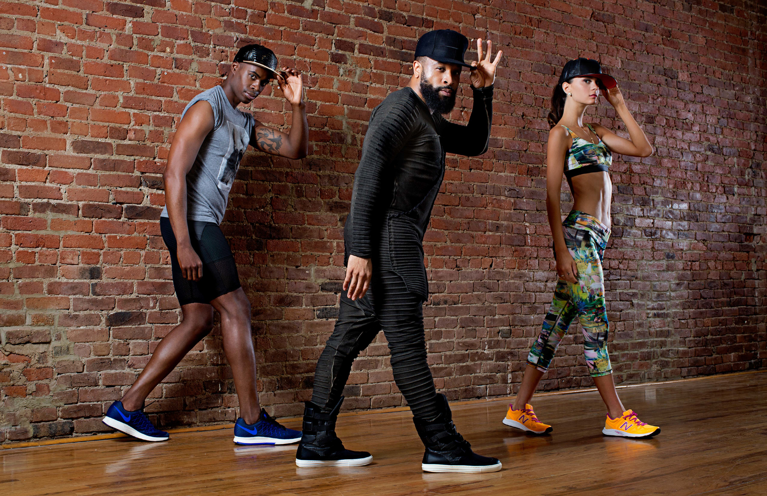 GET ON POINT WITH CELEBRITY TRAINER/CHOREOGRAPHER, CRAIG SMITH; Jul 2016