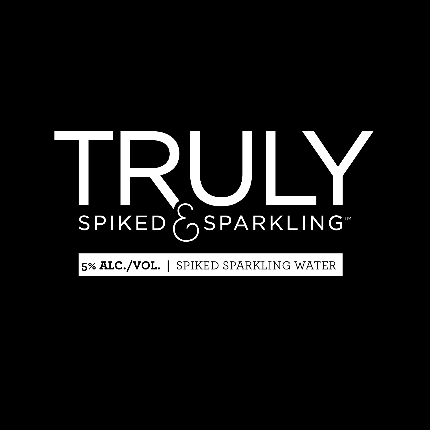 TRULY SPIKED + SPARKLING