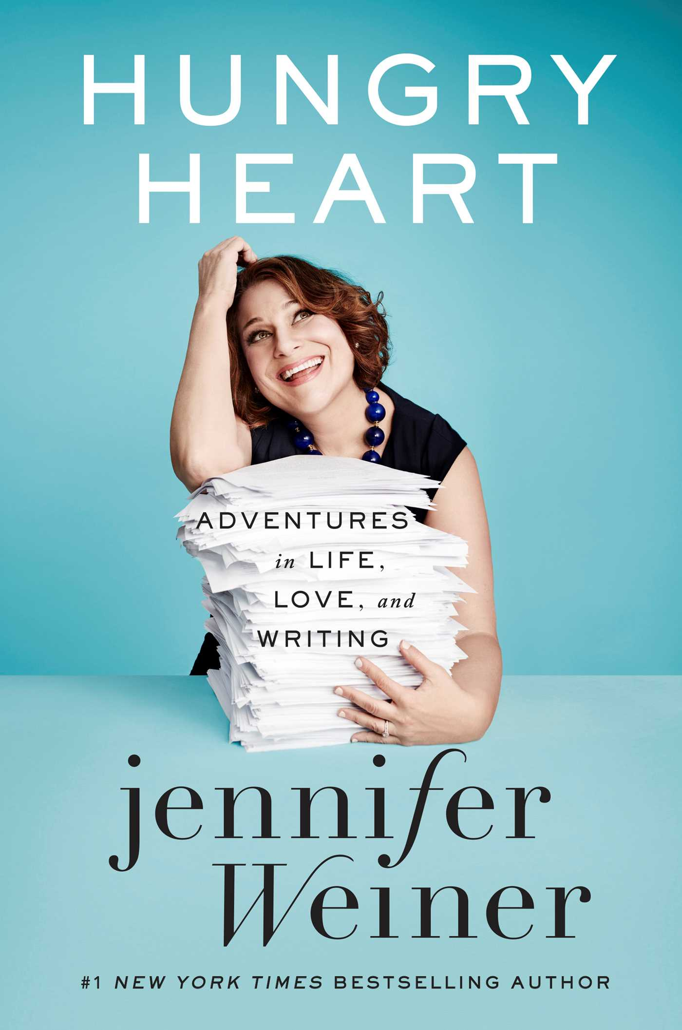 |   HUNGRY HEART   | Jennifer Weiner | Simon & Schuster |