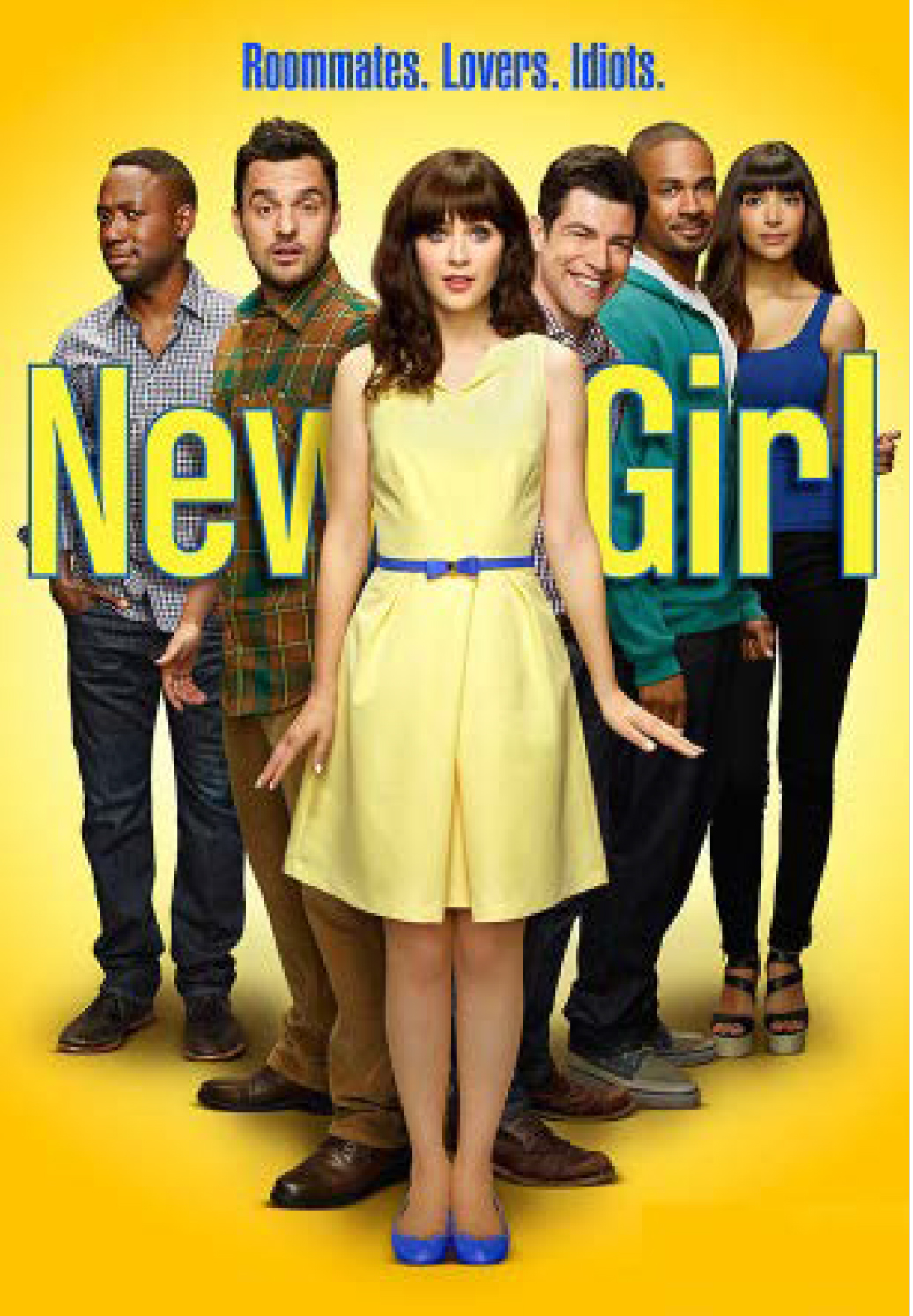 |  New Girl, Season 4  | Jan 5th |