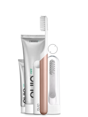 QUIP Subscription Based Toothbrush Kit