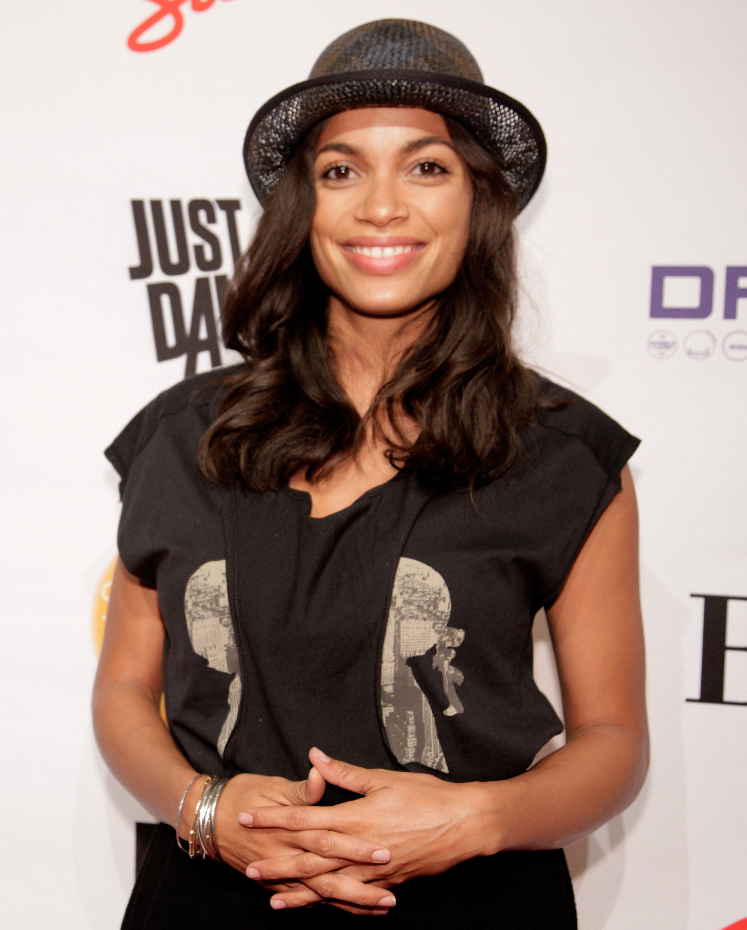 Rosario Dawson in Boy Meets Girl
