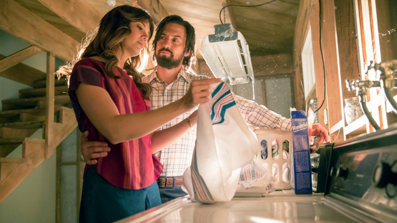 NBC  THIS IS US | Mandy Moore +Milo Ventimiglia