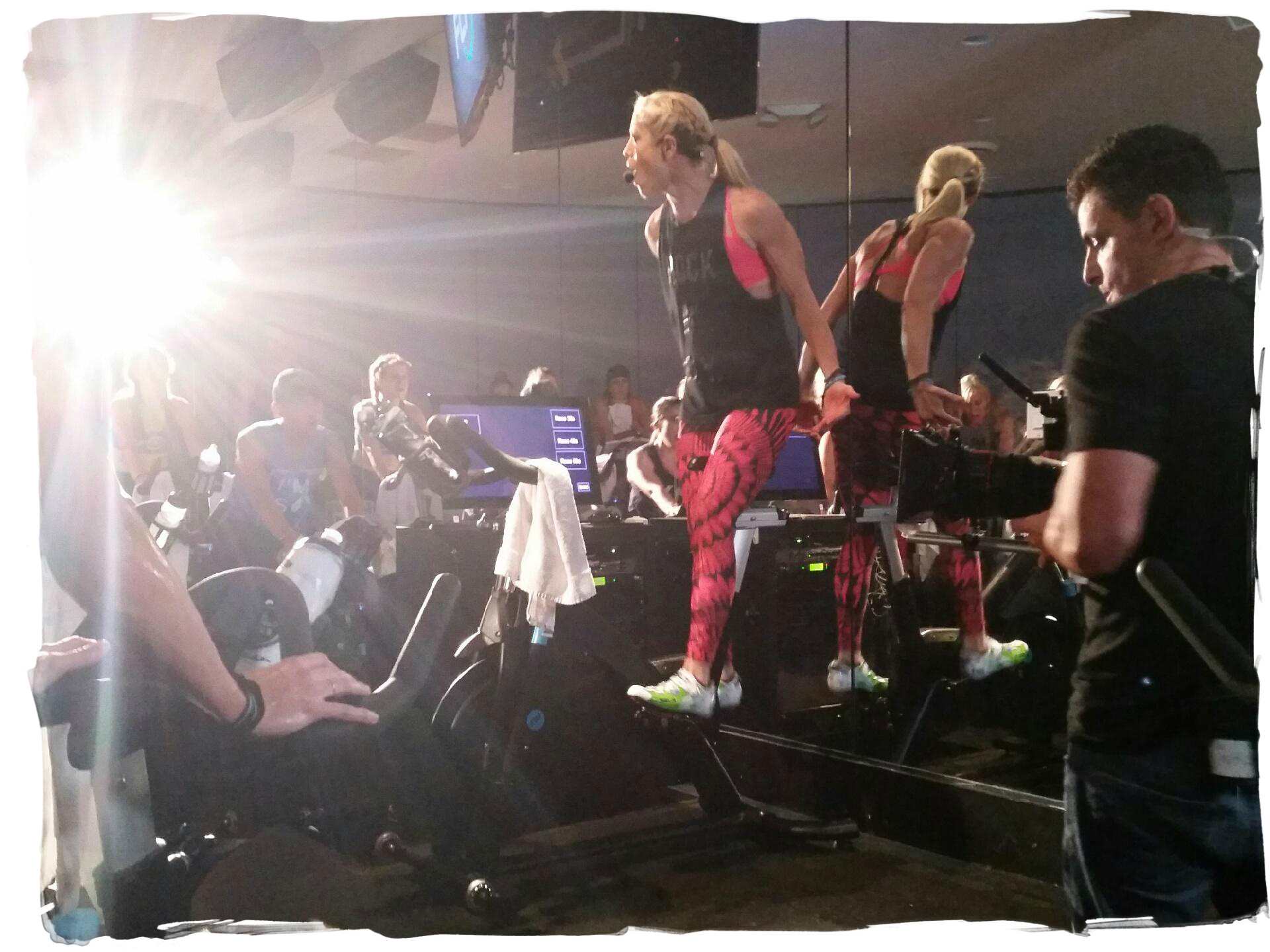 LACEY STONE CELEBRITY FITNESS TRAINER +   CELEB TRAINER ON E! 's REVENGE BODY WITH KHLOE KARDASHIAN