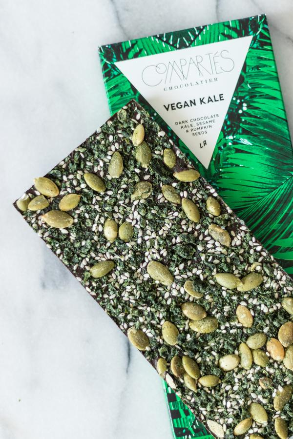 VEGAN KALE - Healthy Kale Dark Chocolate