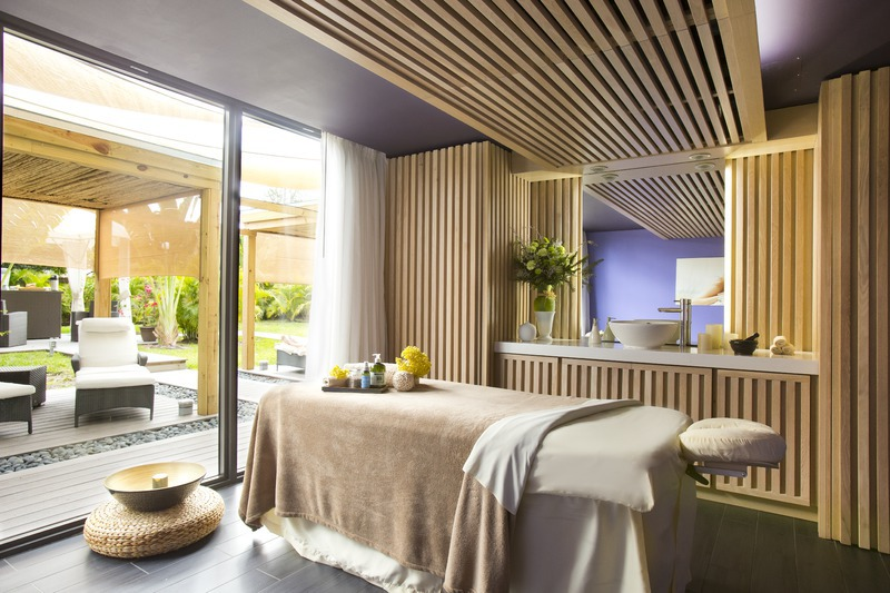 3. Ahhhh - Club Med Spa @ L'Occitane