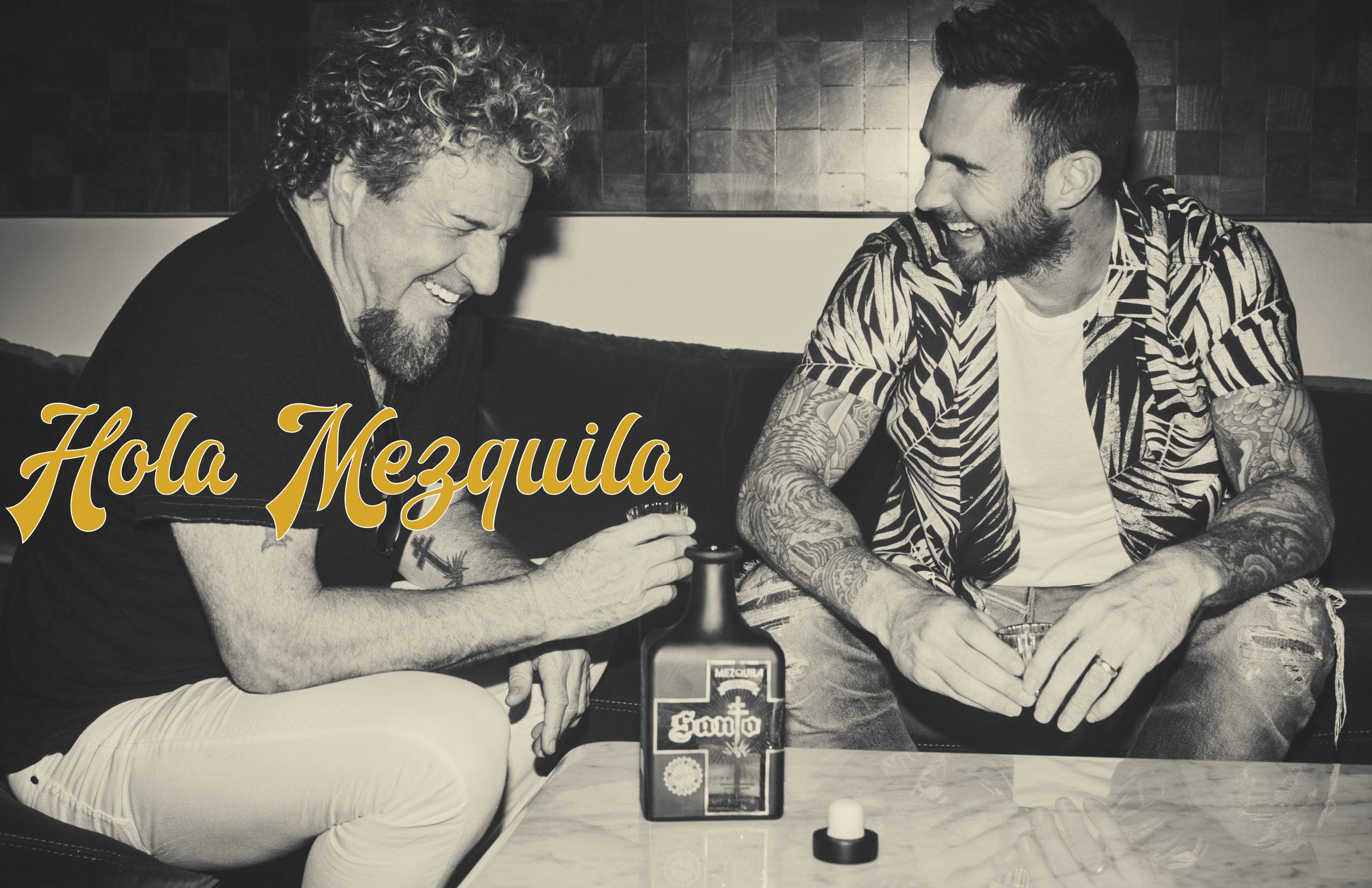 Sammy Hagar + Adam Levine