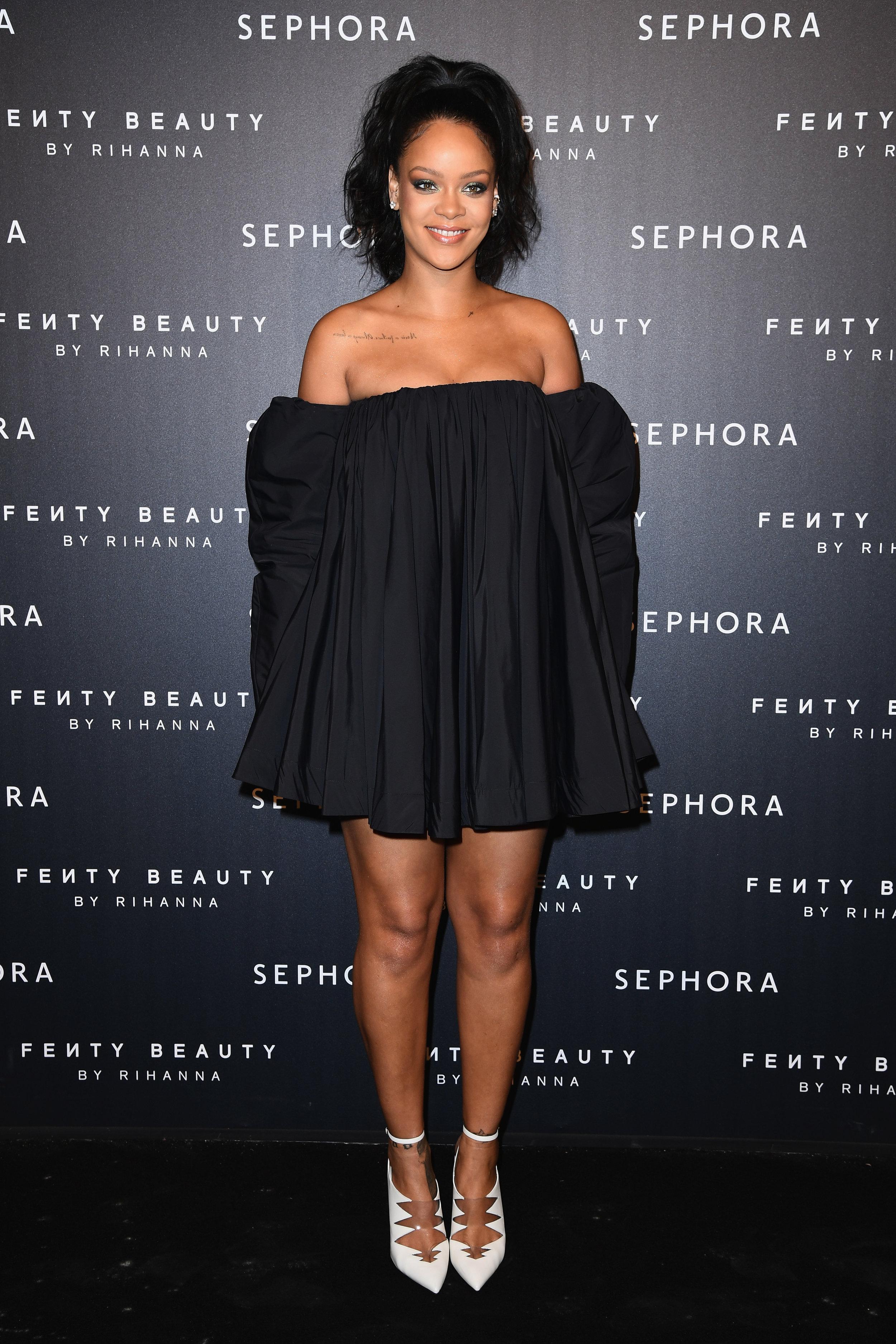 Rihanna - Fenty Beauty by Rihanna Sephora Paris Launch
