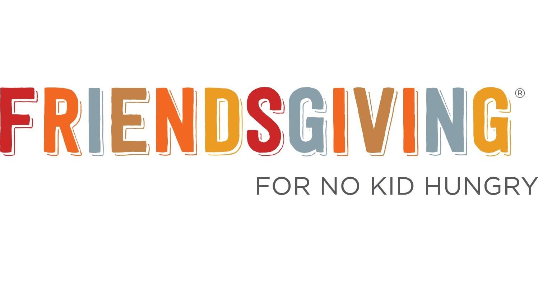 Friendsgiving No Kid Hunry