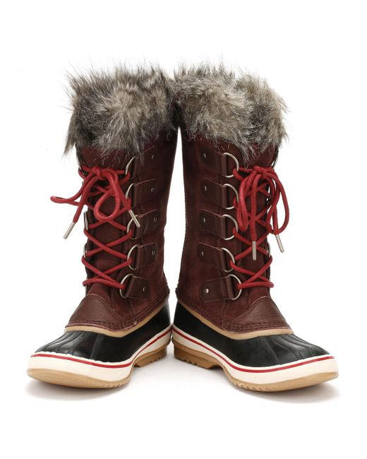SOREL - The winter and Sorel boots go hand in hand - keeping your feet warm, dry and traction against slipping.