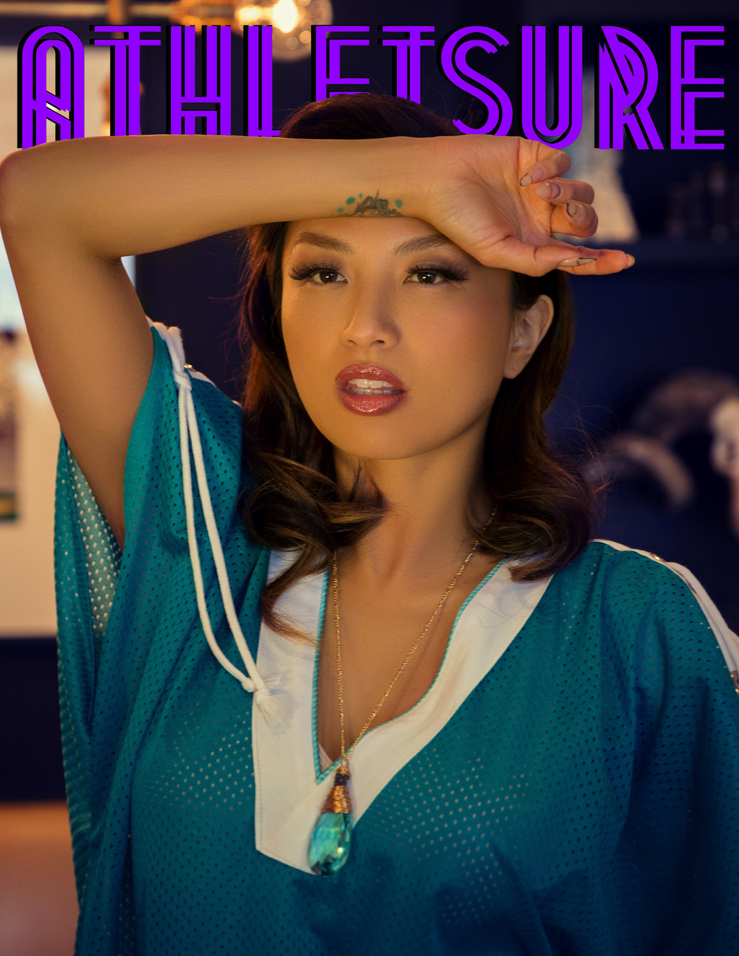 MAY 2017 | Jeannie Mai; FOX's The Real Co-Host