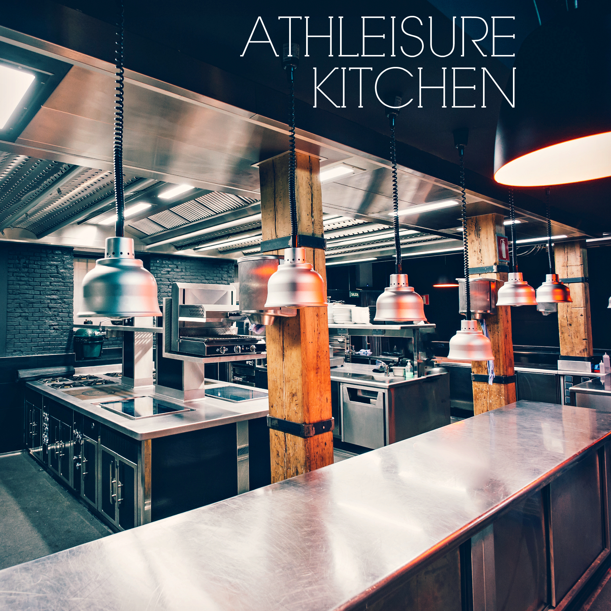 SUBSCRIBE TO ATHLEISURE KITCHEN