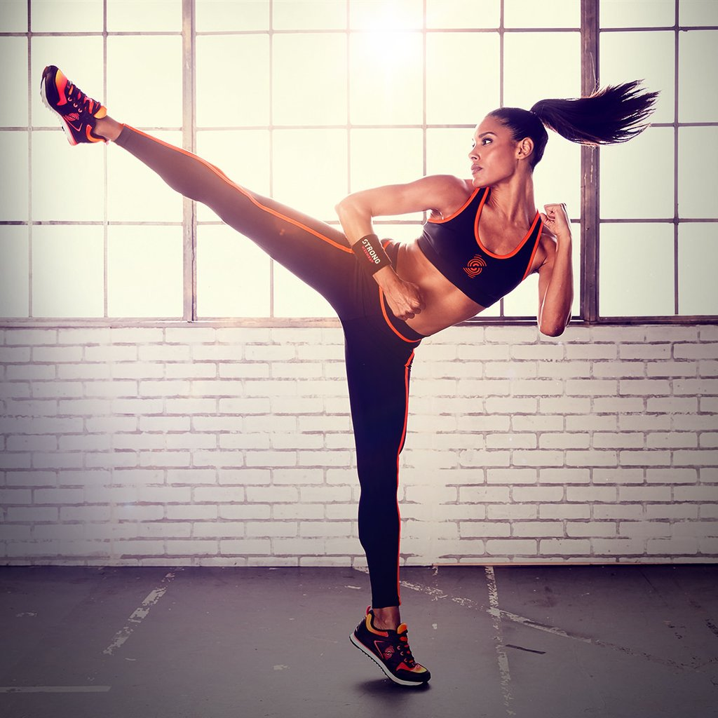 ATHLEISURE LIST |    STRONG By Zumba