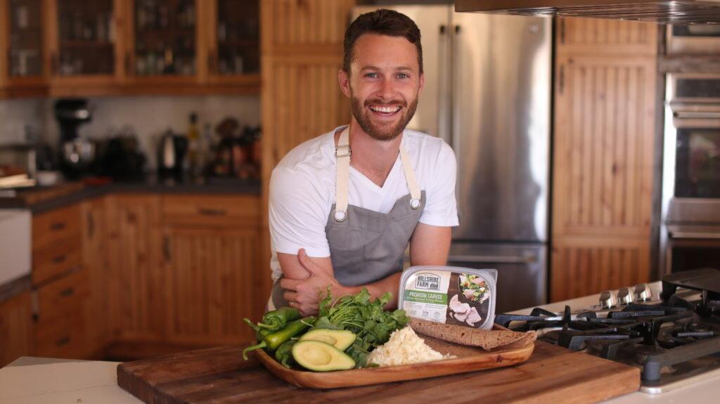 Chef Byron Talbott