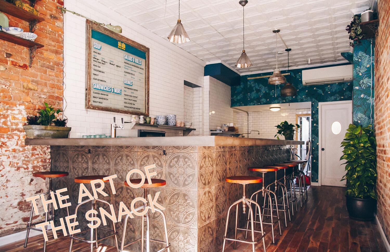 Sara Leveen/Hanoi Soup Shop