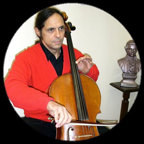 Nickolai Kolarov, cello teacher, private music lessons