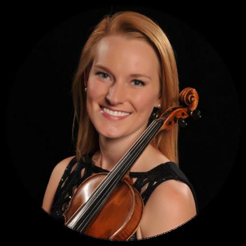 Lindsey Bordner, suzuki violin teacher, private music lessons