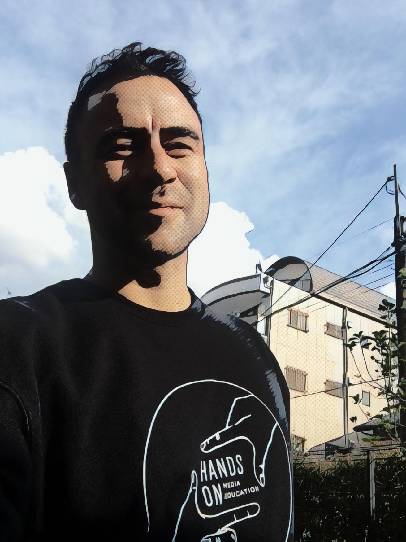 Danyk Amyot, Osaka, Japan.
