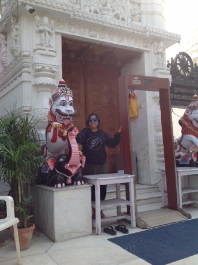 Malti Bhandari, Delhi, India.