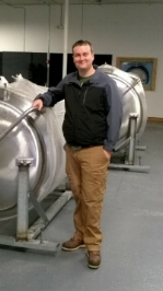 Ryan Peterson  Owner/Brewer