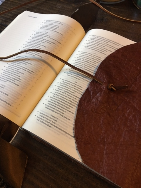 Leather Bible ESV