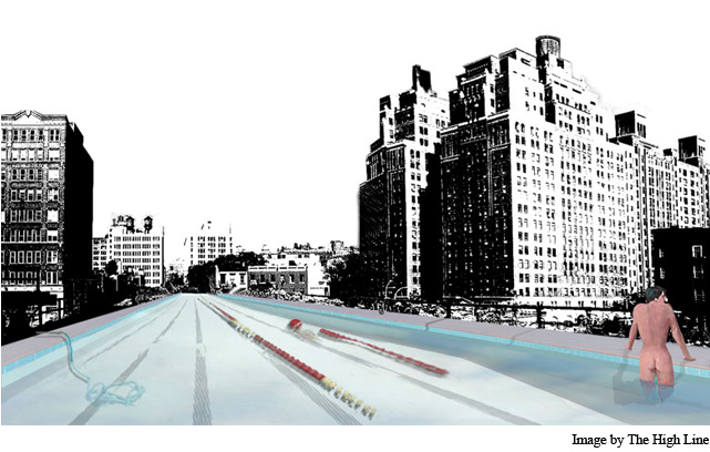 Natalie Rinne's vision of the High Line