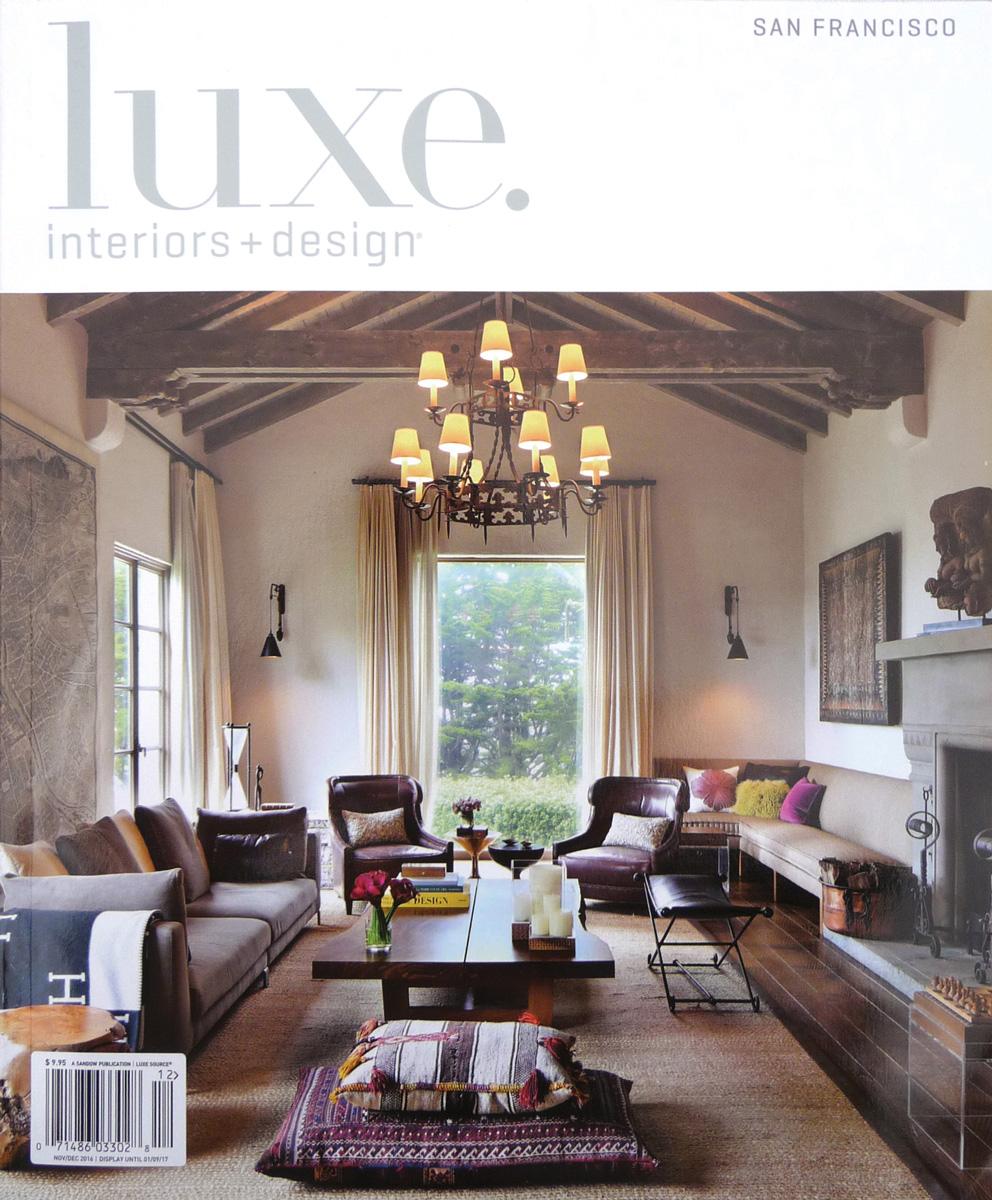 Luxe Magazine, San Francisco Edition