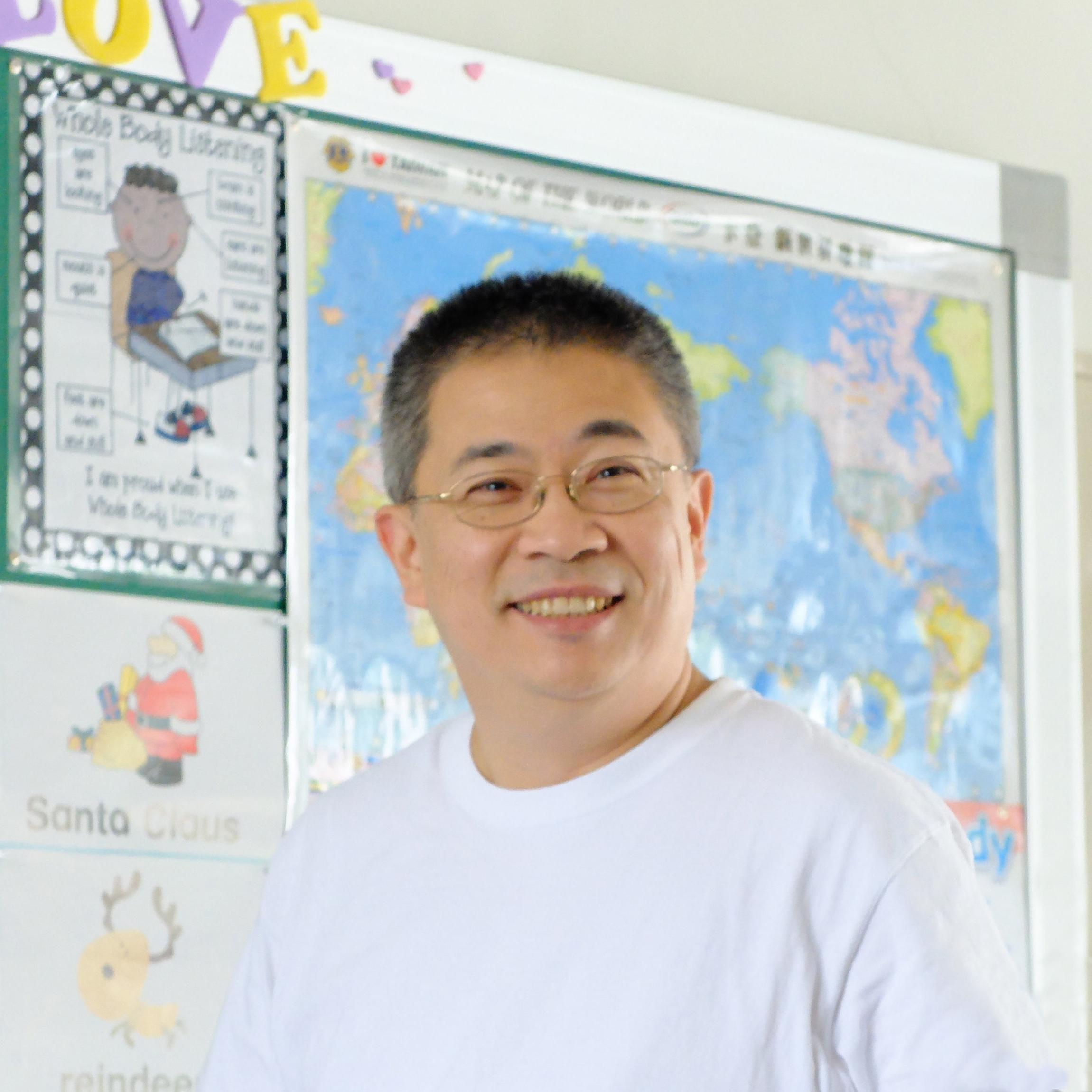 Billy Chen   理事長