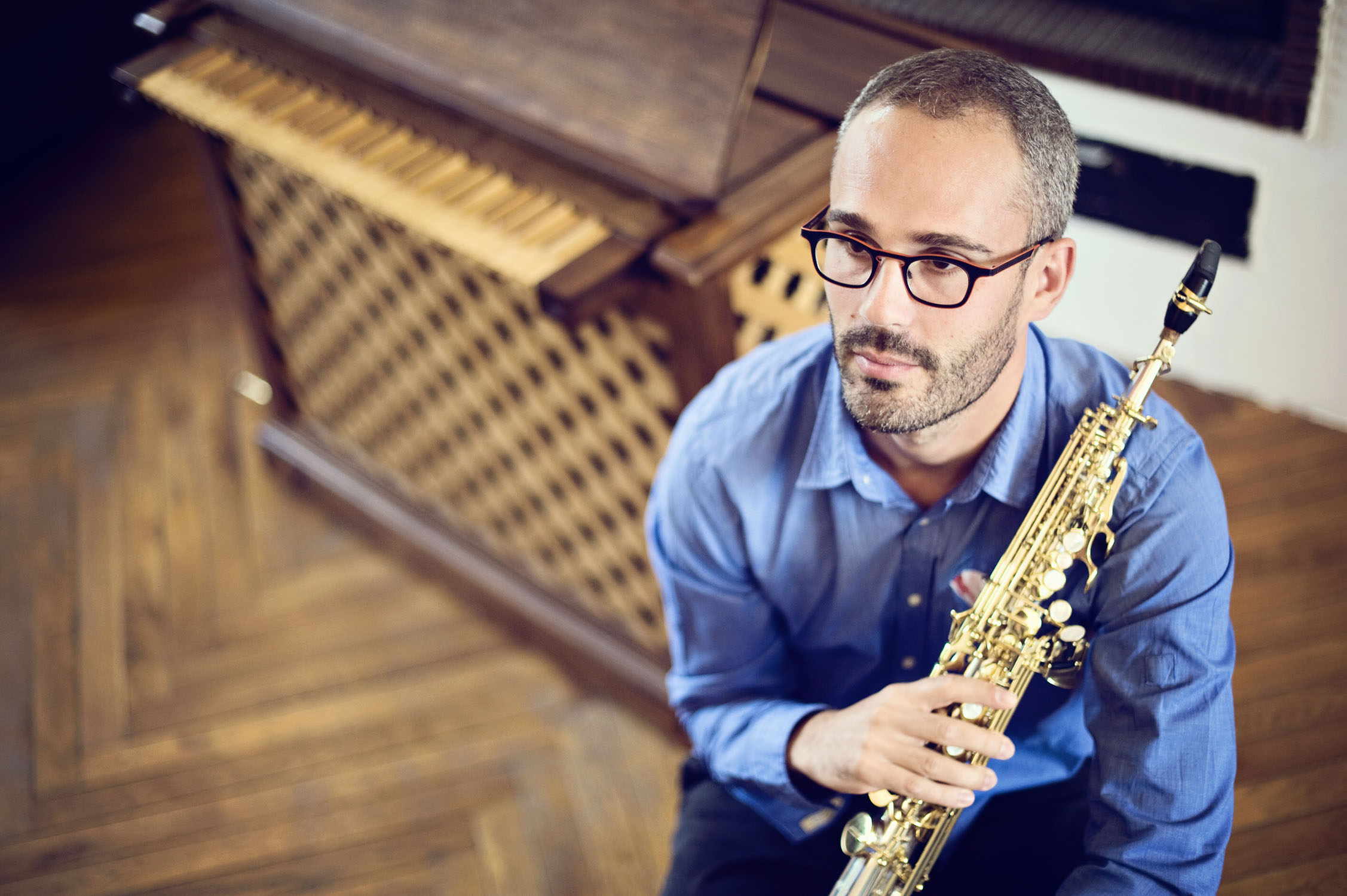 Ronan Baudry saxophone
