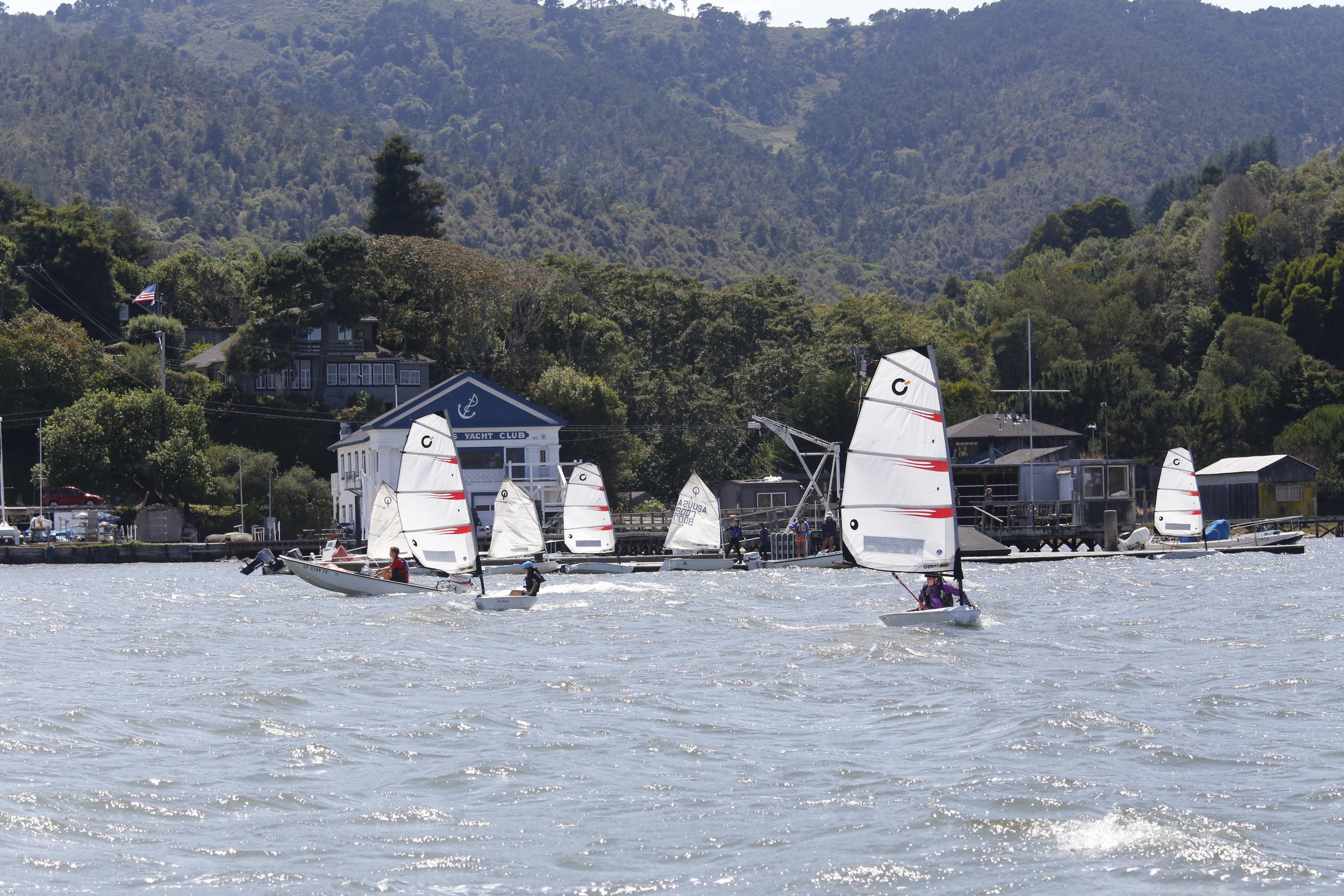 Youth Sailing Summer Camp Program