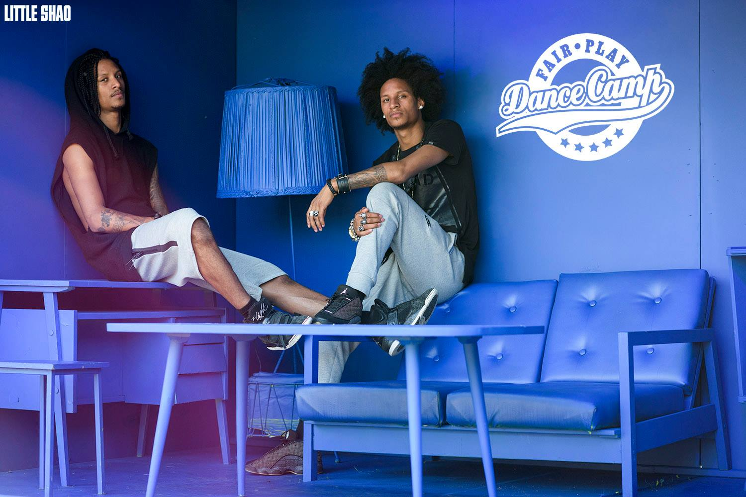 LES TWINS X FAIR PLAY DANCE CAMP