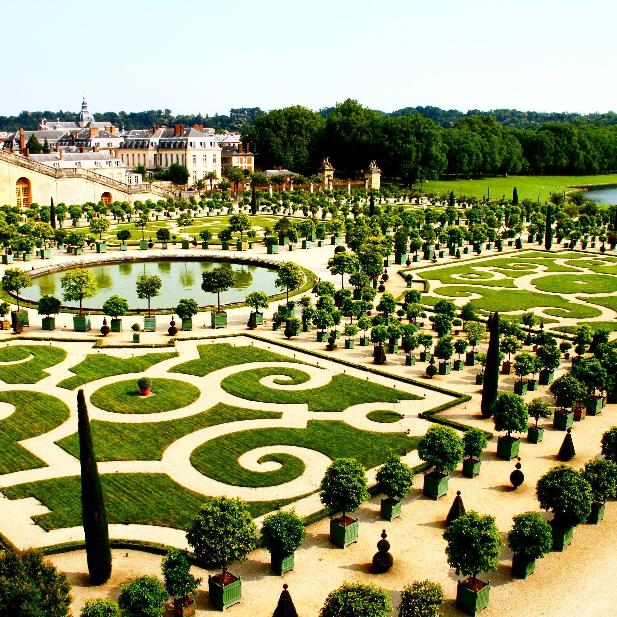 I could spend hours at the Palace of Versailles. I'm still in awe that people actually lived there!