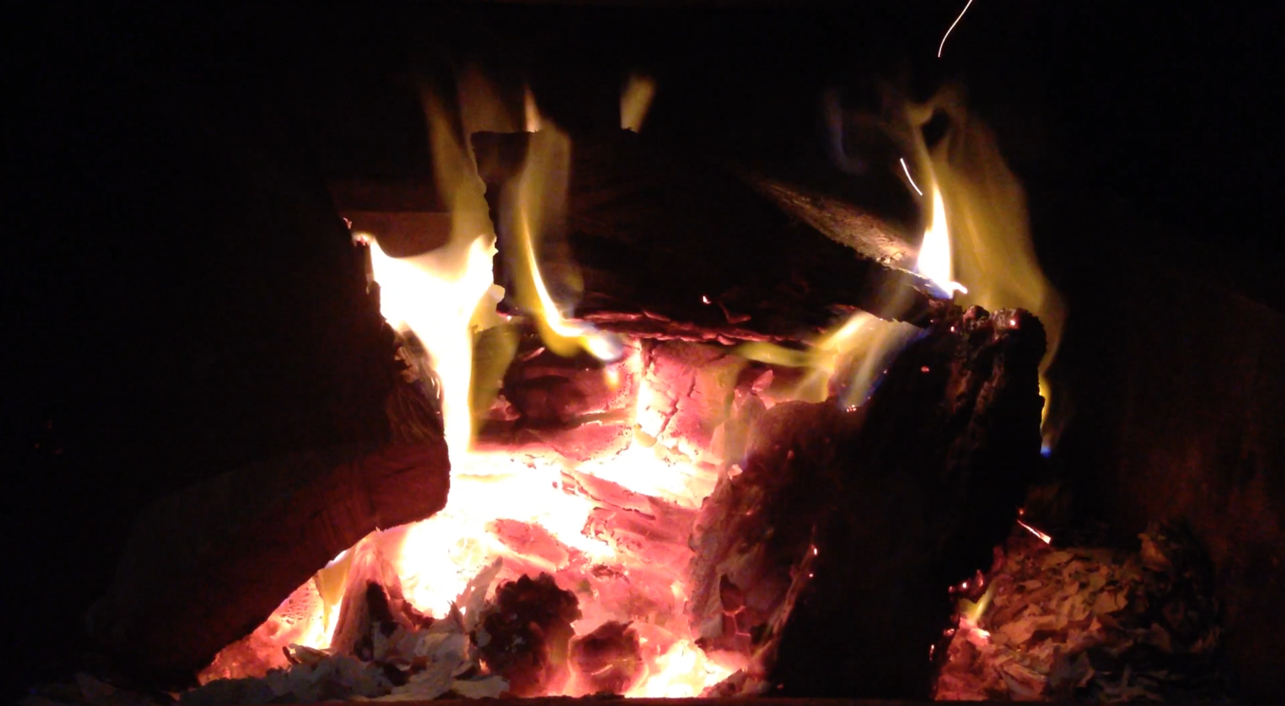 Real wood fires   hot right now    Cottage Rates