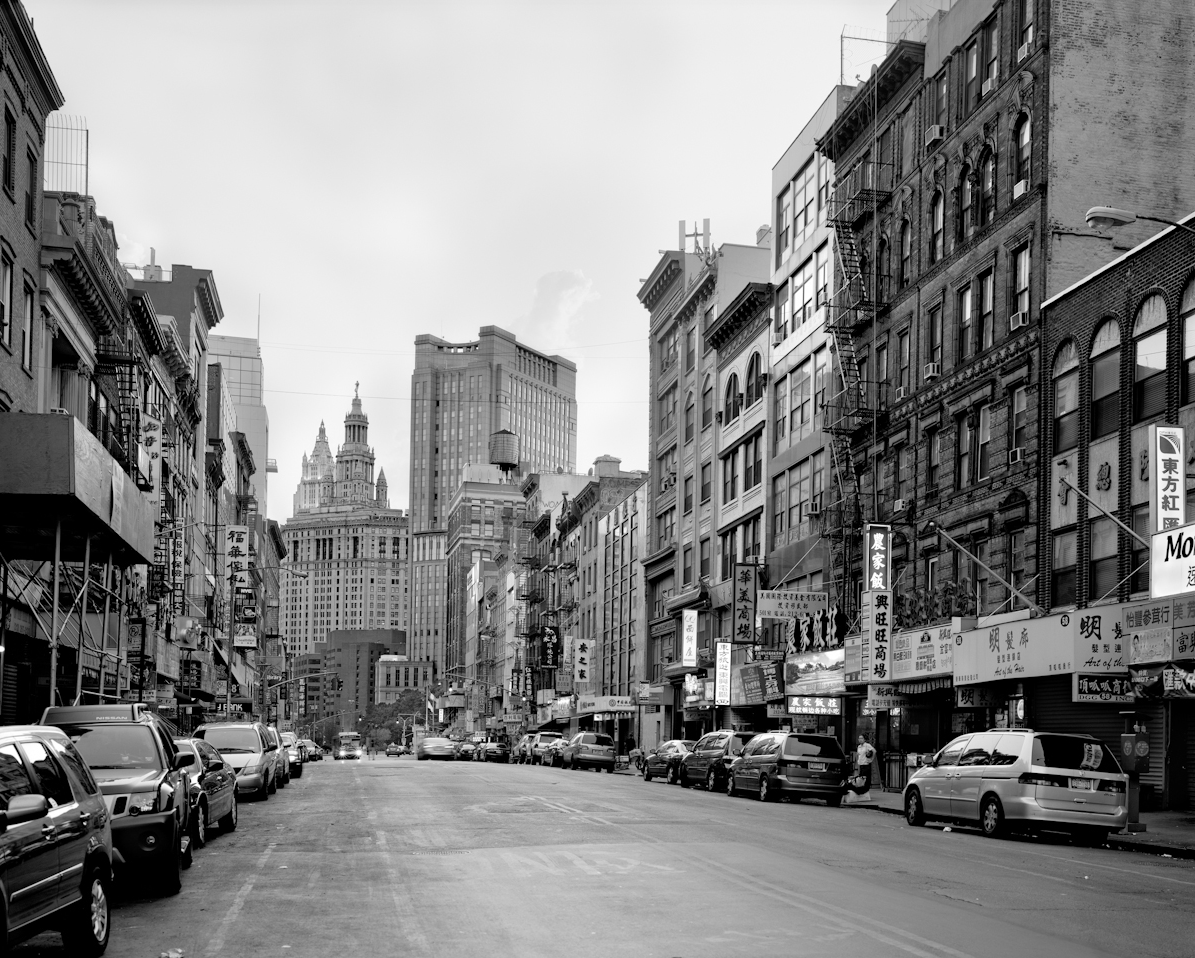 East Broadway, 2010- Manhattan Sunday