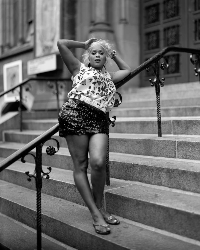 Nicole, 2011- Manhattan Sunday
