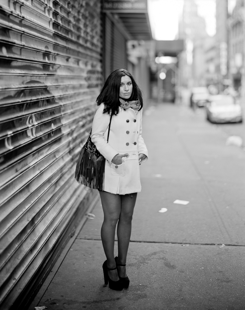 Jaquelyn, 2012- Manhattan Sunday
