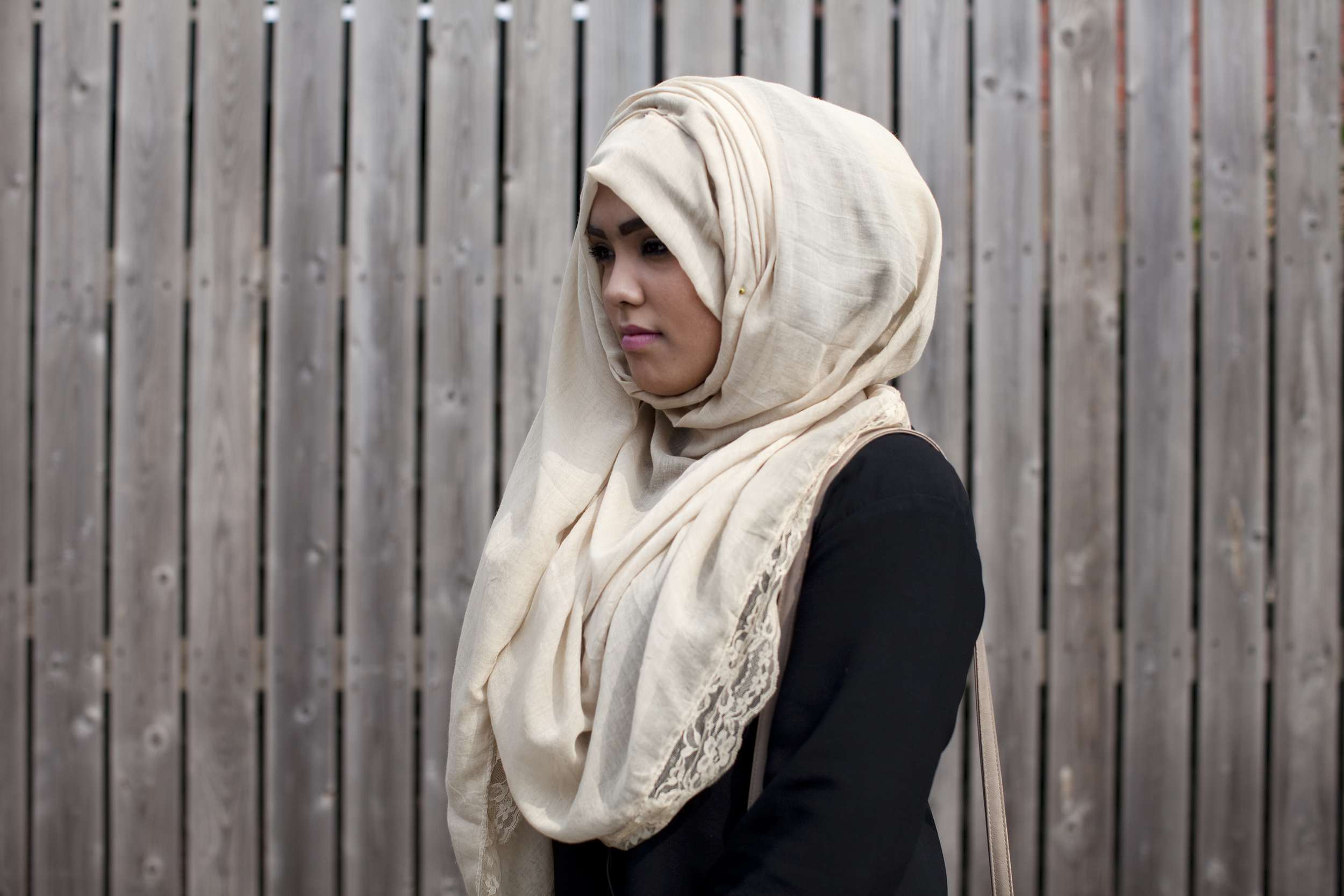 Cream hijab © Mahtab Hussain - Honest With You.jpg